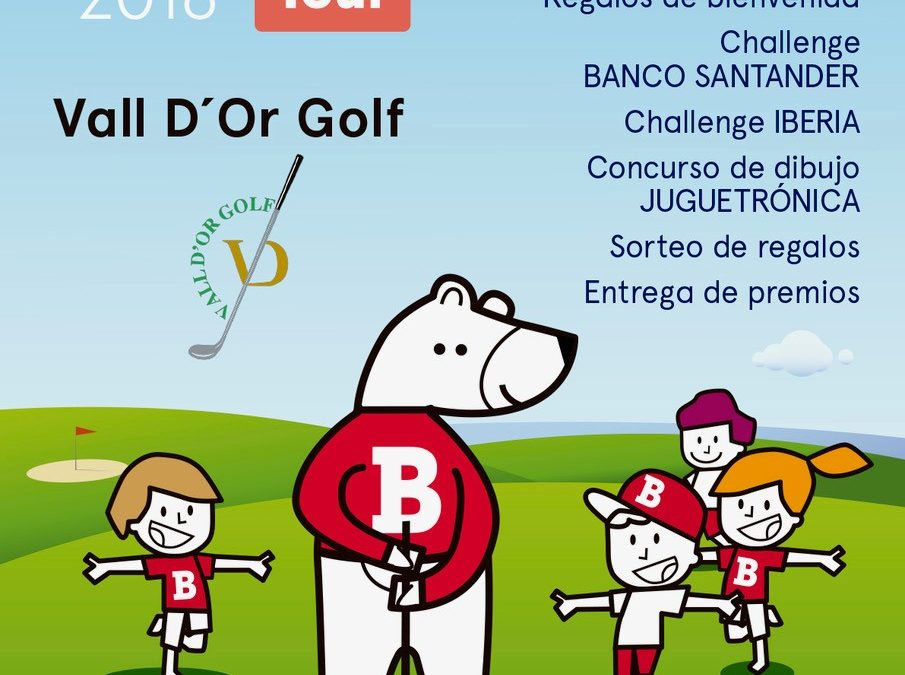 IIIème Tournoi Oso Bogey à Vall d'Or Golf