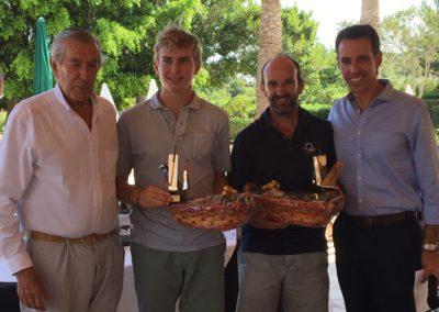X Trofeo Marqués de Velilla 11/08/19