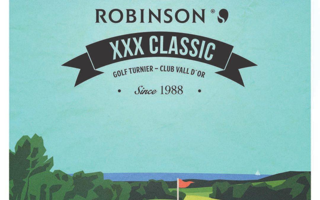 XXX Torneo Robinson Classic 01/09/2018