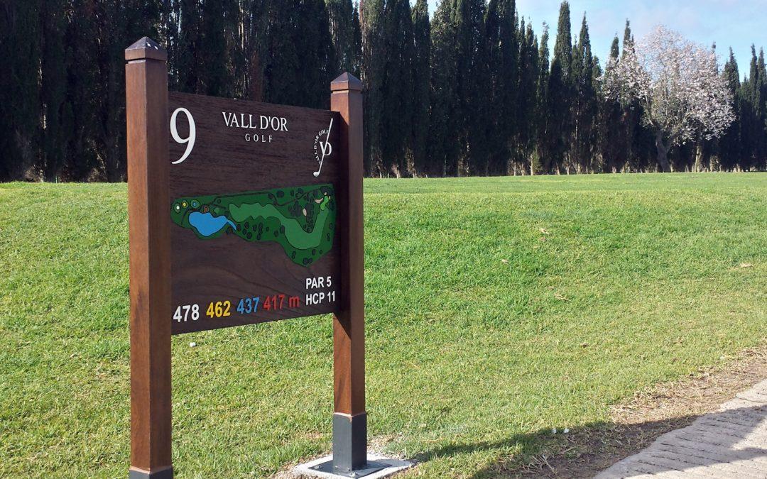 ¡Vall d'Or Golf renueva su imagen!