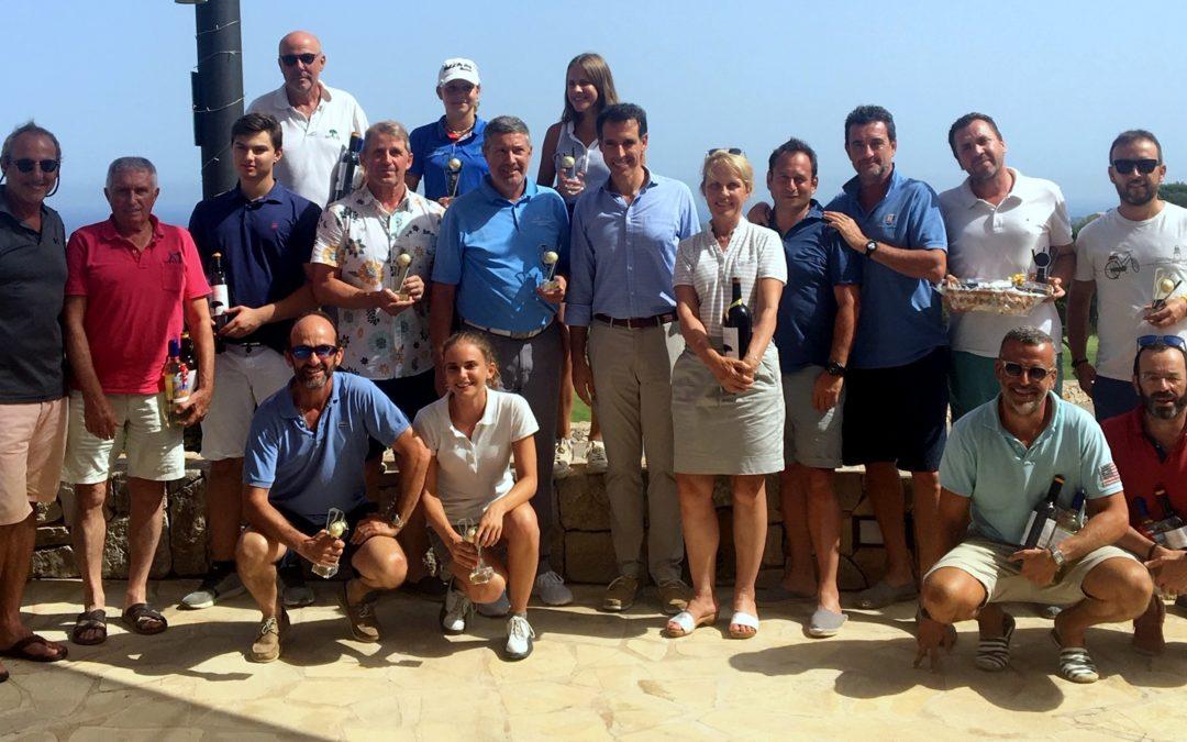 XI Trofeo Marqués de Velilla 10/08/19