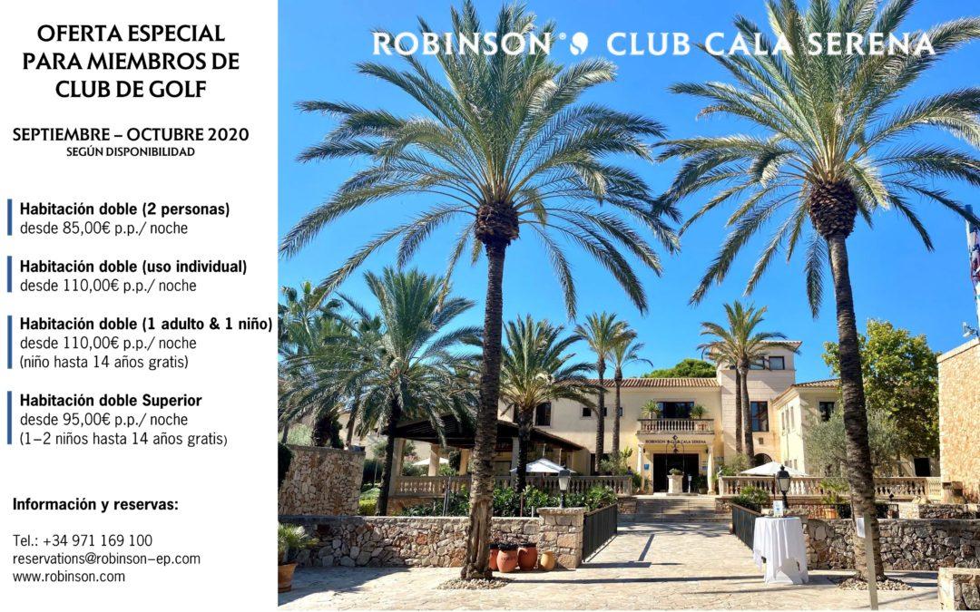 OFERTE ESPECIAL ROBINSON CLUB CALA SERENA