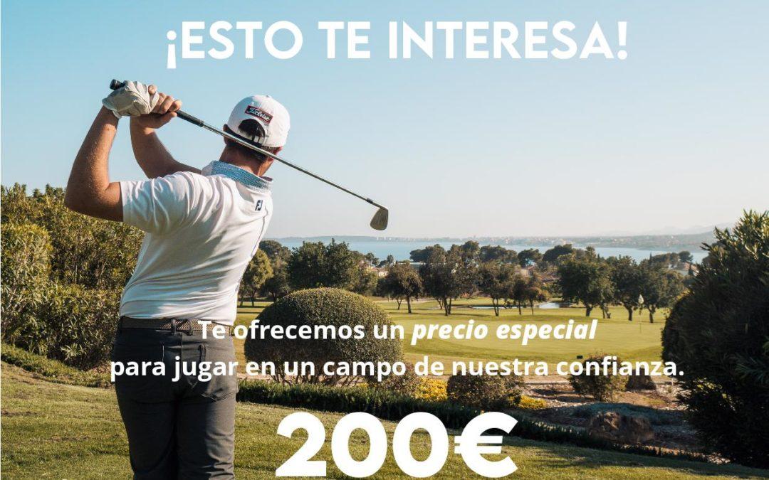 Acuerdo de correspondencia Socios Golf Son Servera & Miembros de Vall d´Or Golf