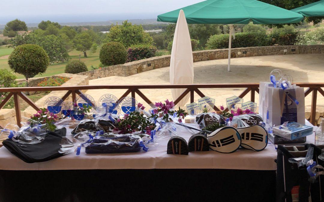 Resultados XIIº Torneo Vall d'Or Golf